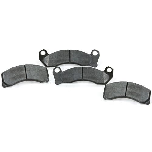 Hawk Mustang Front Brake Pads - HPS Compound (84-86) SVO HB125F.650