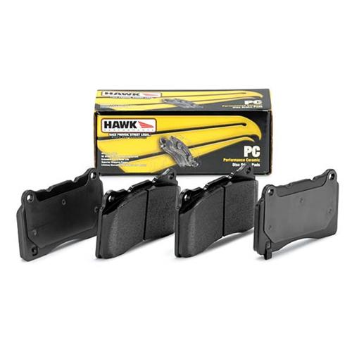 Hawk  Mustang Ceramic Compound Rear Brake Pads (05-14) HB485Z-565