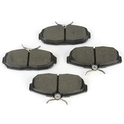Hawk  Mustang Rear Brake Pads - Ceramic Compound (05-14) HB485Z.565