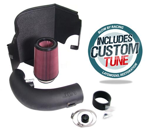 JLT Mustang Cold Air Intake Kit  (11-14) GT 5.0L