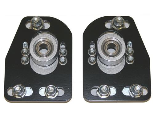 J&M Mustang Caster Camber Plates (90-93)