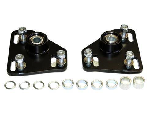 J&M Mustang Caster Camber Plates (94-04) 24214 - J&M Mustang Caster Camber Plates (94-04) 24214