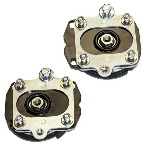 J&M Mustang Caster Camber Plates (11-14) - Picture of J&M Mustang Caster Camber Plates (11-14)