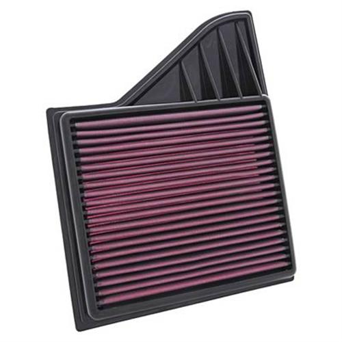 K&N Mustang Drop In Replacement Air Filter (10-14) 5.0L 4.6L  3.7L 33-2431