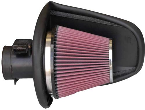 K&N Mustang Performance Air Intake Kit (FIPK) (96-98) Cobra