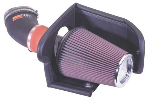 K&N F-150 SVT Lightning Cold Air Intake Kit (01-04) - Picture of K&N F-150 SVT Lightning Cold Air Intake Kit (01-04)