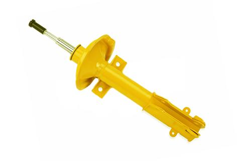 Koni Mustang Yellow Adjustable Front Strut (05-10)