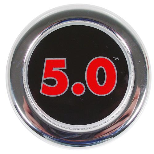 Mustang 5.0 Logo Oil Cap Cover (86-04)