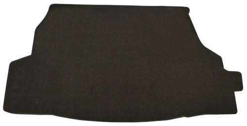 Mustang Convertible Trunk Mat without Shaker 1000 Black (05-06)