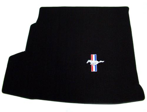 Trunk Mat with Pony Logo  (10-12) Convertible