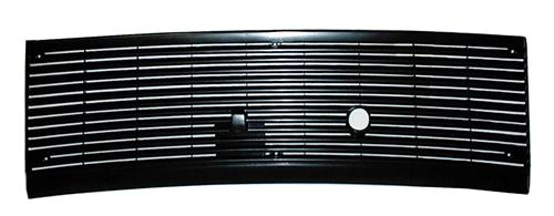 Mustang Cowl Vent Grille (83-93) - Picture of Mustang Cowl Vent Grille (83-93)