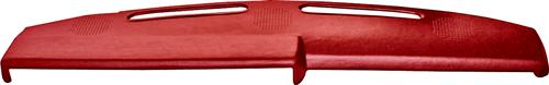 Mustang Dash Pad Red (79-86)