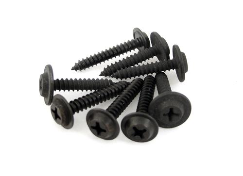 79-86 MUSTANG DASH PAD SCREWS