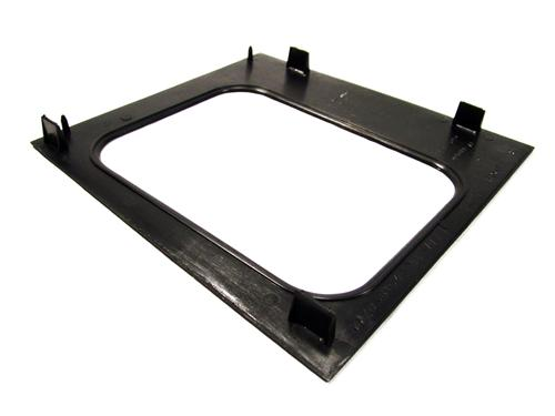 Mustang Shifter Bezel for Automatic Transmission (87-93)