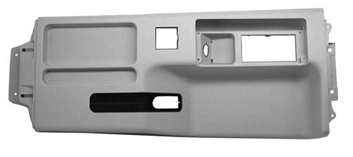 Mustang Console Top Panel with Power Mirrors (87-93)