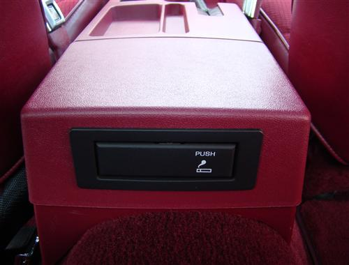 Mustang Rear Of Console Ash Tray Receptacle (87-93)