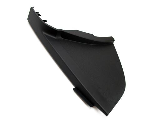 Mustang Console Side Trim Panel - RH Black (05-09)