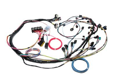 Mustang Underhood Engine Harness, Automatic Transmission (05-09)