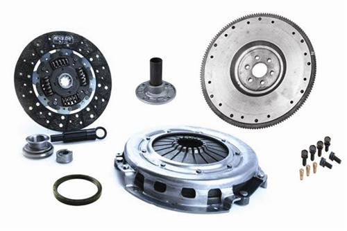 1994-95 Mustang Exedy Mach 400 Stage 1 Clutch Master Replacement Kit, 5.0  Kit Includes:  Exd-07800 Lrs-6379Bx6 M7050b Lrs-6701A M6397a302 Lrs-6375A