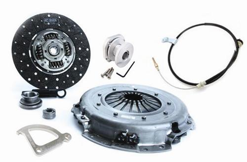1996-04 Mustang Exedy Mach 400 Stage 1 Clutch Kit with Adjustable Cable/Firewall Adjuster/ Quadrant.  Kit Consists Of:  Exd-07805 Lrs-7553J