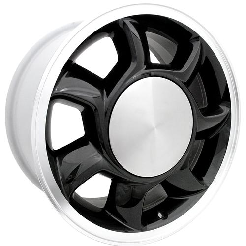Mustang 93 Cobra Wheel RH - 17X8.5 Black (79-93)