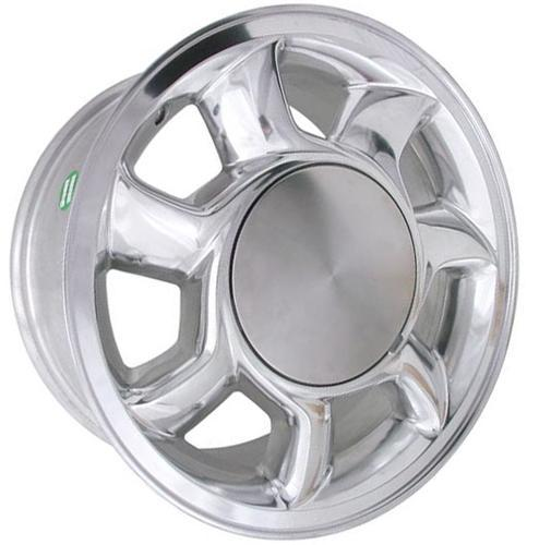 Mustang 93 Cobra Wheel LH - 17X8.5 Chrome (79-93) - Mustang 93 Cobra Wheel LH - 17X8.5 Chrome (79-93)