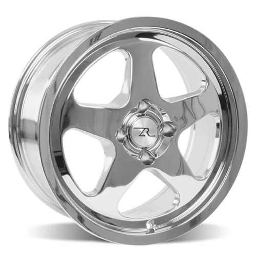 Mustang SC Wheel - 17X8 Chrome (79-93) - Mustang SC Wheel - 17X8 Chrome (79-93)