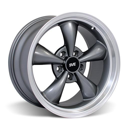 Mustang Bullitt Wheel - 18X9 Anthracite (94-04)