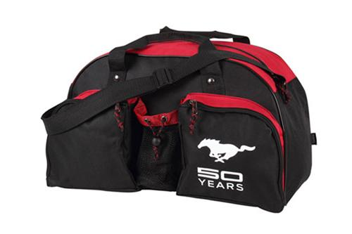 Mustang 50th Anniversary Duffle Bag