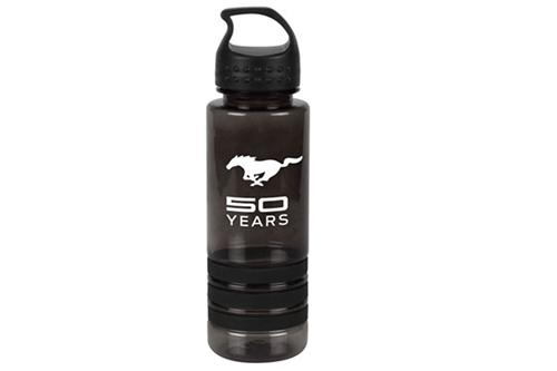 Mustang 50th Anniversay 24Oz Sport Bottle