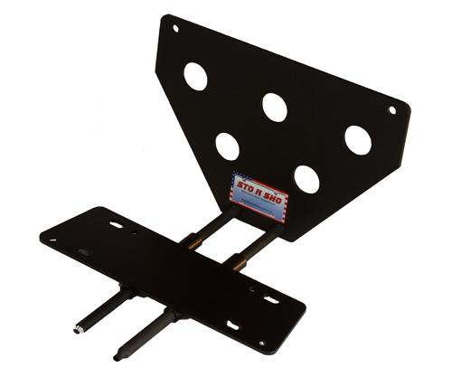 2010-12 Mustang GT/V6 Detachable License Plate Bracket  Emailing You Description And Pics. Vendor Number Is Sns4 for Reference On The Email. - Photo of 2010-12 Mustang GT/V6 Detachable License Plate Bracket  Emailing You Description And Pics. Vendor Number Is Sns4 for Reference On The Email.