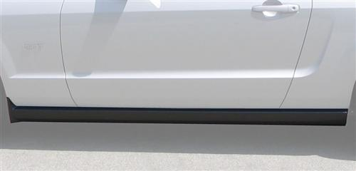 Mustang GT Rocker Molding - LH Paint To Match (05-09)