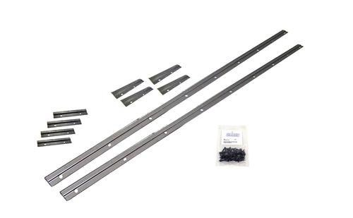 87-93 MUSTANG 10 PIECE GROUND EFFECTS BRACKET KIT