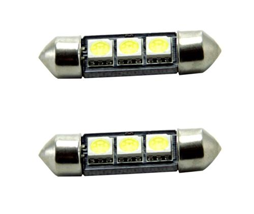 Mustang LED License Plate Bulbs (Pair) (10-14) - Mustang LED License Plate Bulbs (Pair) (10-14)