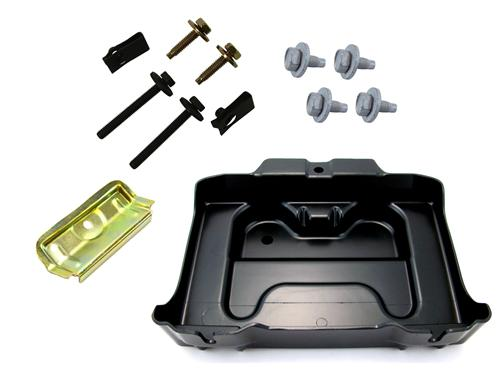 1979-86 Mustang Battery Tray Kit