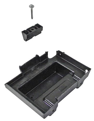 87-93 MUSTANG BATTERY TRAY KIT