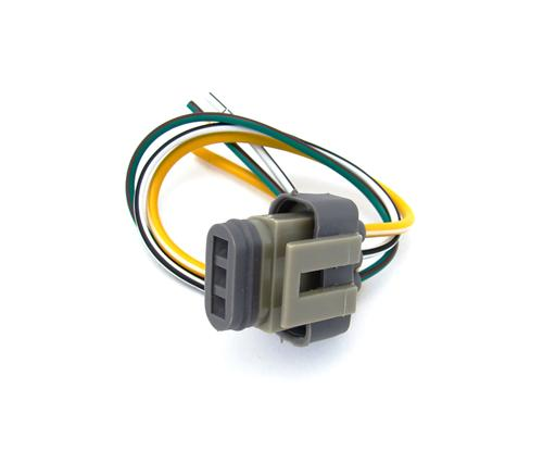 90-93 MUSTANG 5.0L LOW COOLANT SENSOR CONNECTOR WITH PIGTAIL
