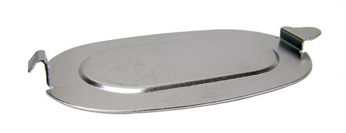 Mustang Floor Pan Metal Plug (79-93)