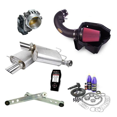 Mustang Stage 2 Performance Pack (11-14) GT 5.0 - Mustang Stage 2 Performance Pack (11-14) GT 5.0