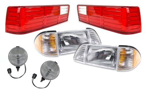 Mustang Complete Lighting Resto Kit (87-93) GT