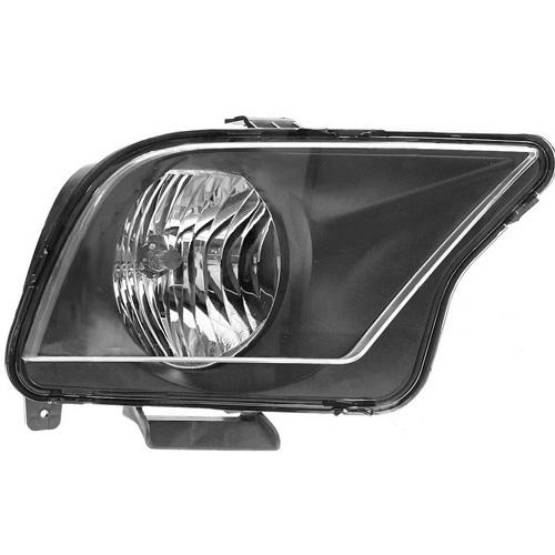 GT500 Headlight - RH  (07-09) - GT500 Headlight - RH  (07-09)