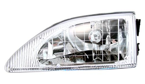 Mustang Cobra Headlight LH (94-98)