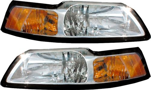Mustang Headlight Kit (99-00)