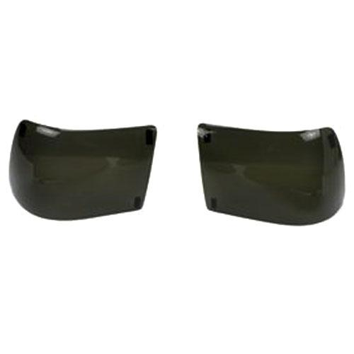 Mustang Smoked Taillight Covers (99-04) - Mustang Smoked Taillight Covers (99-04)