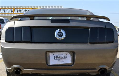 Mustang GT Smoked Light Cover Kit (05-09)