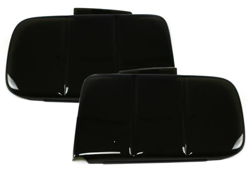 2005-09 Mustang Smoked Taillight Covers - picture of 2005-09 Mustang Smoked Taillight Covers