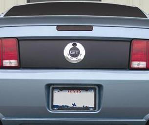 2005-09 Mustang Smoked Third Brake Light Cover - Picture of 2005-09 Mustang Smoked Third Brake Light Cover