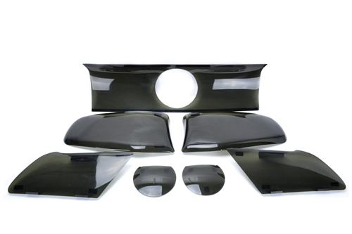 Mustang GT Smoked Light Cover Kit (10-12)
