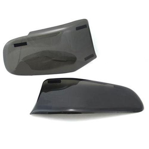 Mustang Smoked Taillight Covers (10-12) - Mustang Smoked Taillight Covers (10-12)