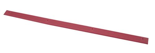 Mustang Scuff Plate Pair Scarlet Red (87-92)